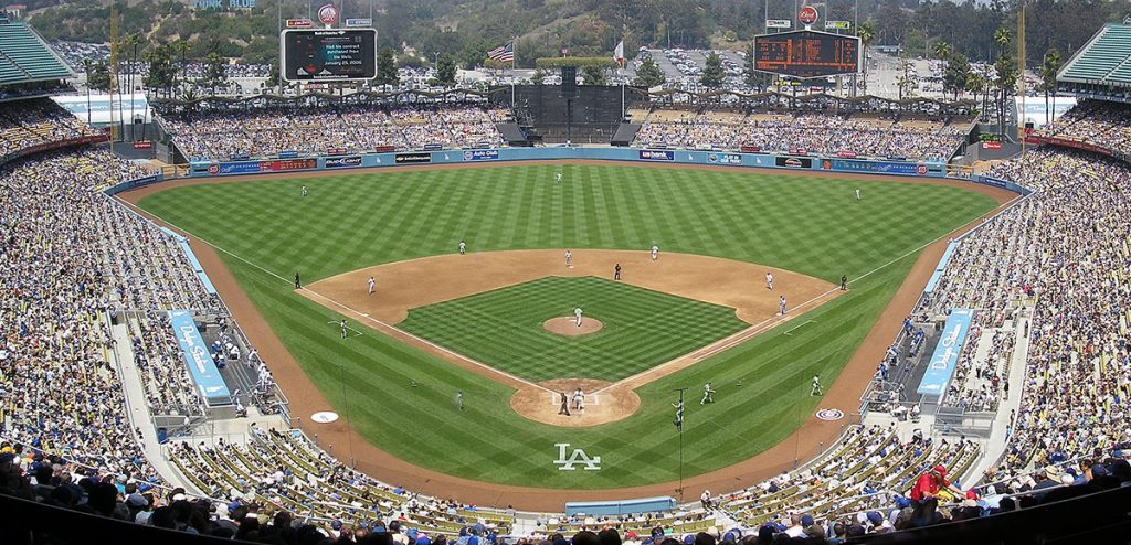 Dodger Stadium Panorama 052707 1024x494 - Case Studies