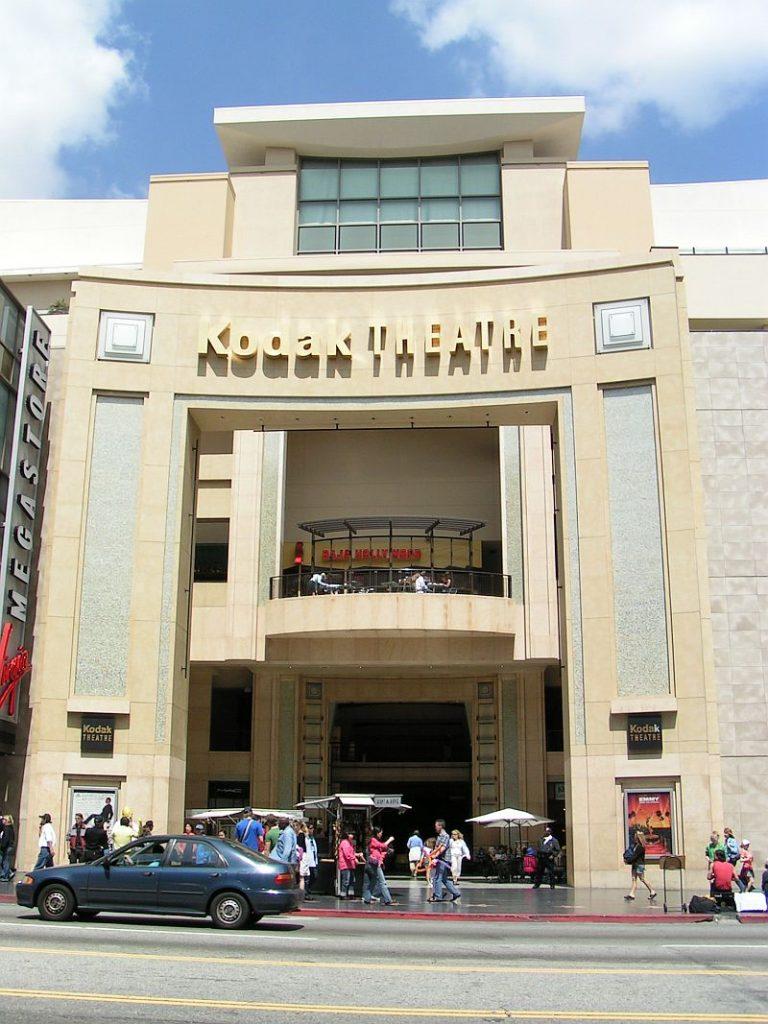 Kodak Theatre Exterior 4 768x1024 - Kodak Theatre