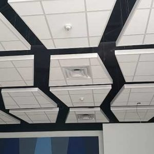 Suspended Ceiling Trims